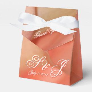 Guest  Wedding Tent Favor Token Box