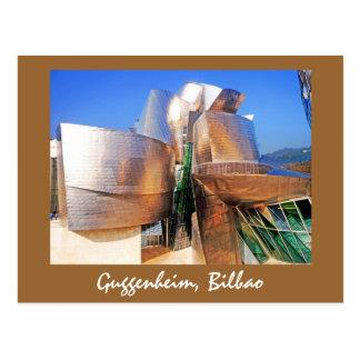 Guggenheim Museum / Bilbao, Spain Postcard