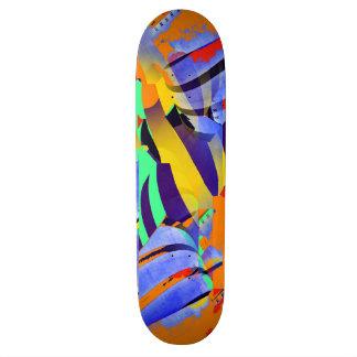 "Guggenheim Museum Too 8 1/2"" Skateboard"