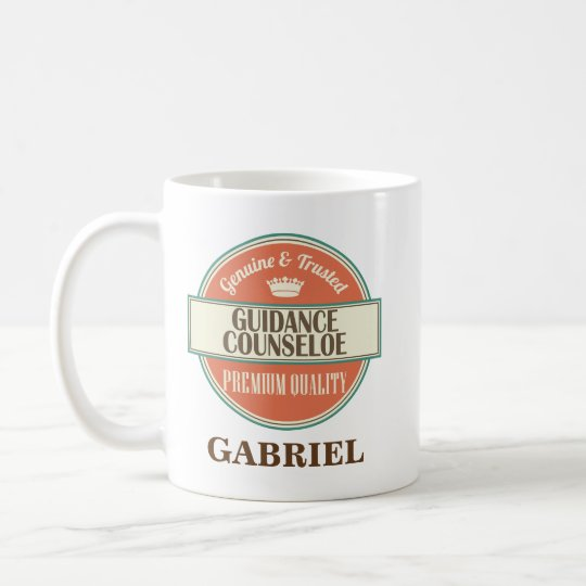 Guidance Counsellor Personalised Office Mug Gift