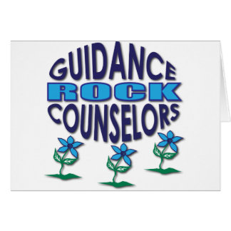 Guidance Counselors Gifts Card