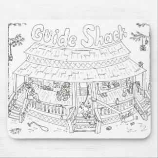guide shack re mousepads