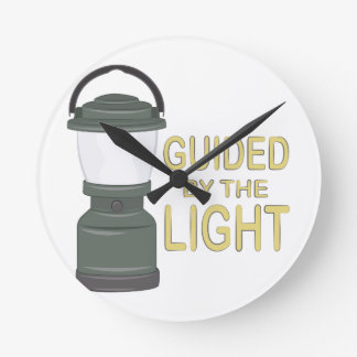 Guided By Light Clock