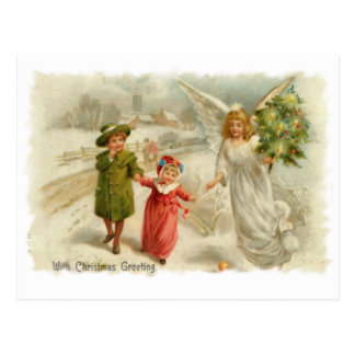Guiding Angel Postcard