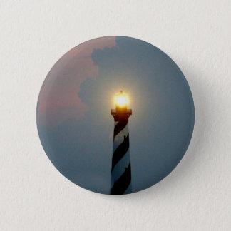 Guiding Light 6 Cm Round Badge