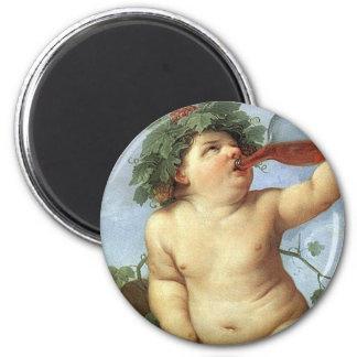 Guido Reni - Bacchus Magnet