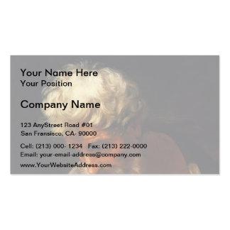 Guido Reni- Saint Matthew Business Card