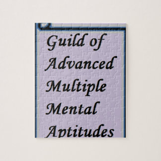Guild of Advanced Multiple Mental Aptitudes store Puzzle