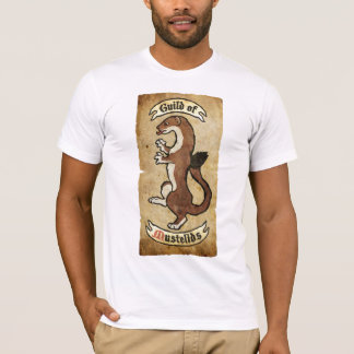 Guild of Mustelids T-Shirt