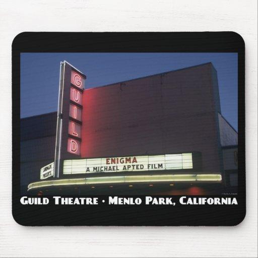 Guild Theatre Mousepad