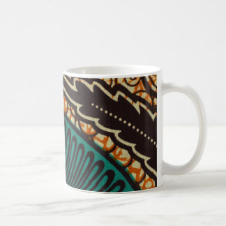 Guilded Lilly Coffee Mug