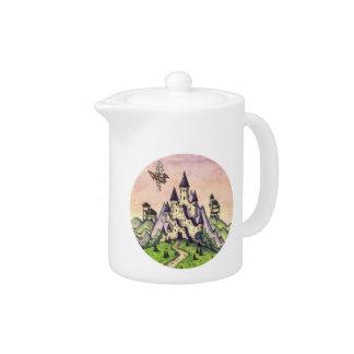 Guildmore Vista Teapot from Unreal Estate