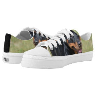 Guileless Rottweiler Low Tops