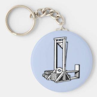 Guillotine Key Ring