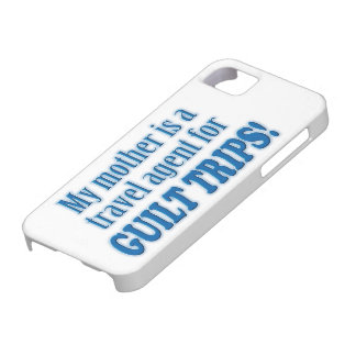 Guilt Trips iPhone 5 Cover