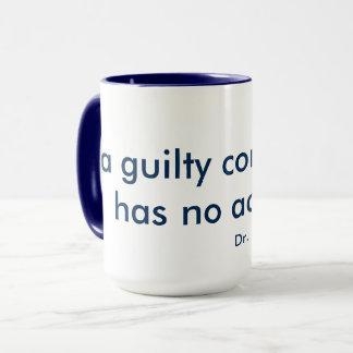 Guilty Conscious mug