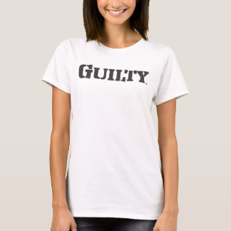 Guilty Logo Shirt Ladies