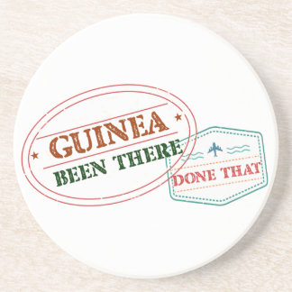 Guinea Been There Done That Coaster