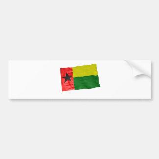 guinea bissau bumper sticker