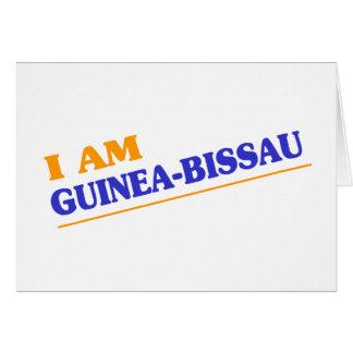 GUINEA-BISSAU CARD
