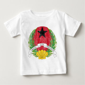 Guinea Bissau Coat Of Arms Baby T-Shirt