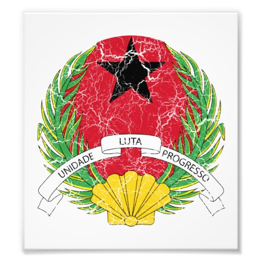 Guinea Bissau Coat Of Arms Photo