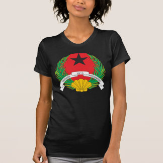 Guinea Bissau Coat of Arms T-shirt