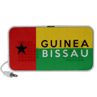 guinea bissau country flag text name speaker system