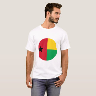 Guinea-Bissau Flag T-Shirt