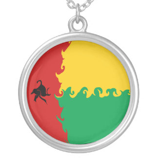 Guinea Bissau Gnarly Flag Jewelry
