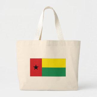 Guinea-Bissau National Flag Jumbo Tote Bag