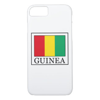 Guinea iPhone 7 Case