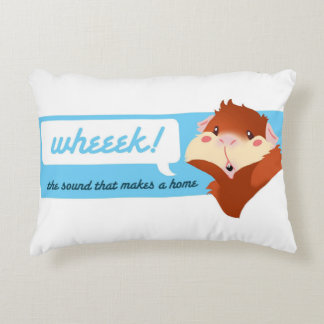 Guinea Pig Accent Pillow