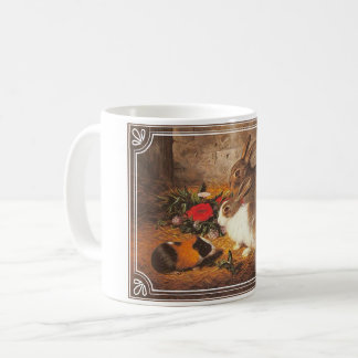 Guinea Pig and Rabbits  Mug