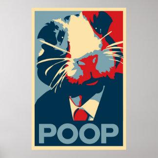Guinea Pig Campaign Poster