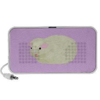 guinea pig iphone speakers