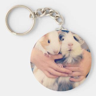 Guinea Pig keychain