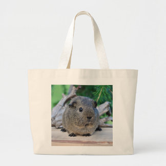 Guinea Pig Large Tote Bag