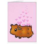 Guinea Pig Love (scruffy)