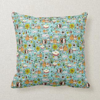 Guinea Pig Lovers Cushion