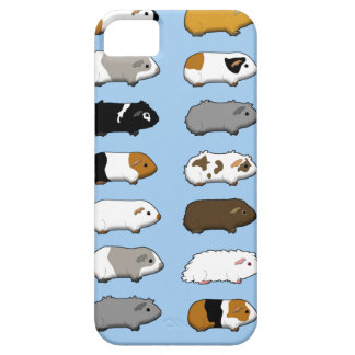 Guinea pig many blue iPhone 5 covers