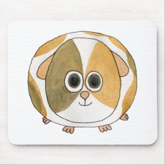 Guinea Pig. Mouse Pad