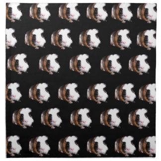 Guinea_Pig_Pattern,_ Napkin