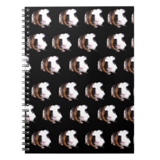 Guinea_Pig_Pattern,_ Spiral Note Book