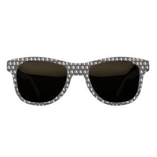 Guinea Pig Pattern, Unisex Premium Sunglasses