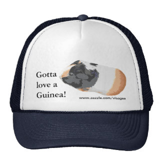 Guinea Pig Picture Cap