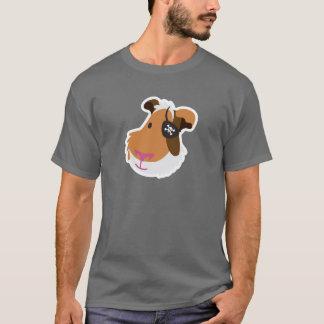 Guinea PIg Pirate T-Shirt