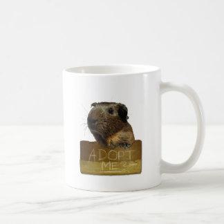 Guinea Pig Rescue Adoption Coffee Mug