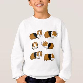 Guinea pig selection sweatshirt