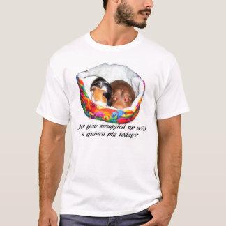 Guinea Pig Snuggle T-Shirt